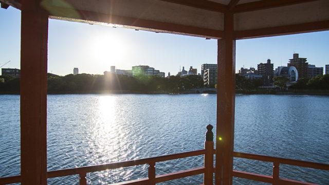 大濠公園 博多